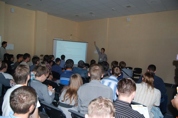 Andriy Buday IT-Jam 2010