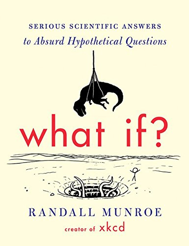 What if - Book Cover