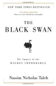 The Black Swan - Book Cover